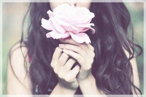 naturo fleur ROSE visage